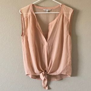 American Eagle Outfitters Sleeveless Blouse
